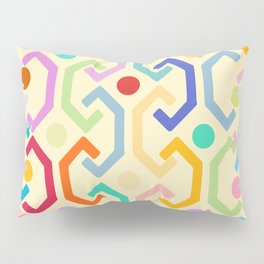 Ethnic Pattern (by day) Pillow Sham
