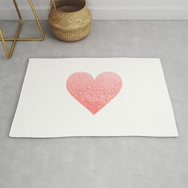 CORAL HEART Rug