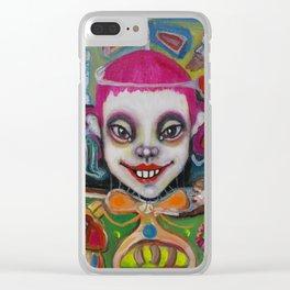 Saint Antonio Clear iPhone Case