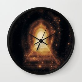 Exit -II- Wall Clock