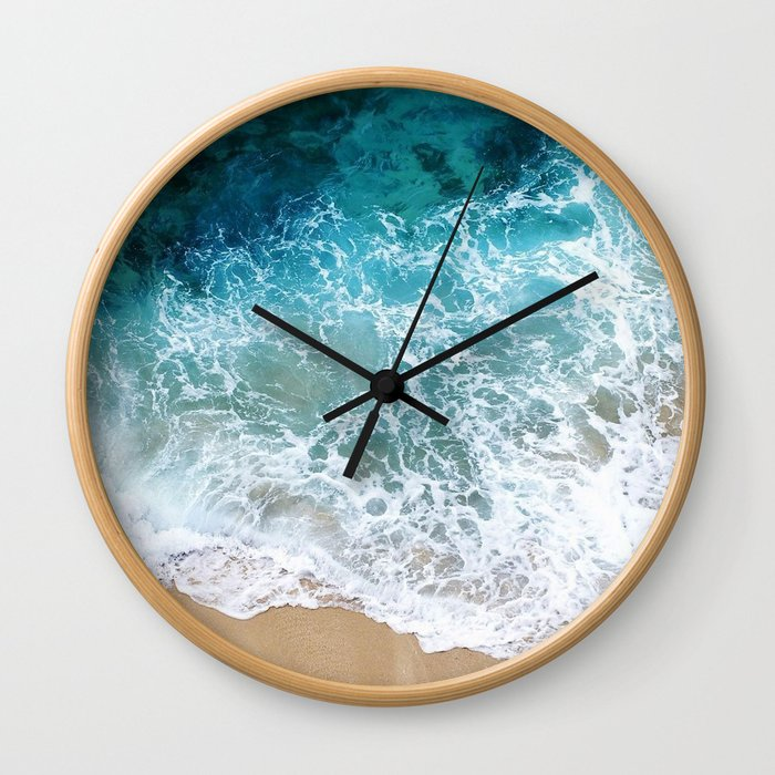 MARMAID Wall Clock