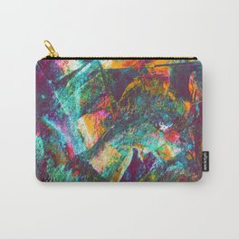 Abstract Paint I Carry-All Pouch