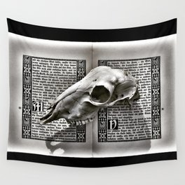 Read Between the Lines Wall Tapestry