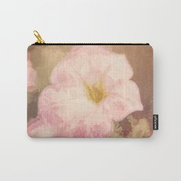 Floral 18 Carry-All Pouch