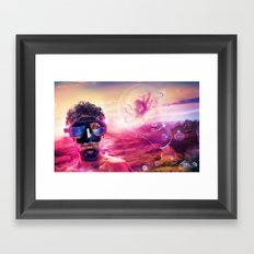 The Fugitive Framed Art Print