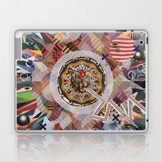 blanco Laptop & iPad Skin