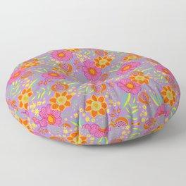 Floral Nuevo Floor Pillow