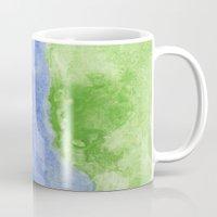 salt water Mugs featuring Salt Water by Beth Thompson