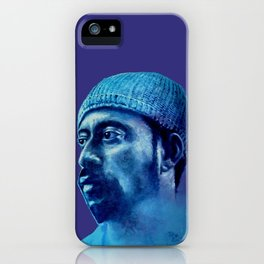 MADLIB - purple version iPhone Case