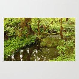 Rainforest Reflection Rug