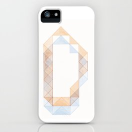 Congruence of Triangles iPhone Case