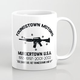 Youngstown Motors Coffee Mug