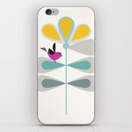 Yellow Flower #society6 #buyArt #decor iPhone Skin