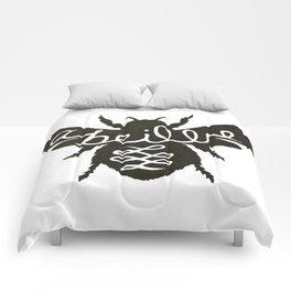 Abeille Noire Comforters