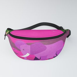 Save the wildlife 5 Fanny Pack