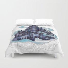 Dream Castle Duvet Cover