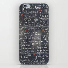 The Wall Of Love - Paris Photography iPhone & iPod Skin