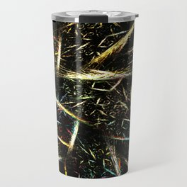 Gold waste  Travel Mug