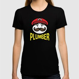 Plumber Potato Chips T-shirt