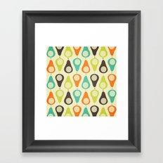Oh What A Lovely Pear. Framed Art Print