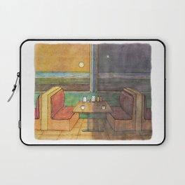 Diner Days, Diner Nights Laptop Sleeve