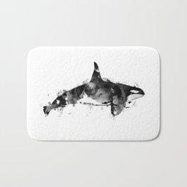 Killer Whale Bath Mat