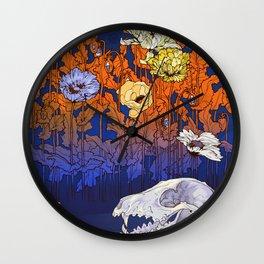 Lamplighter Wall Clock
