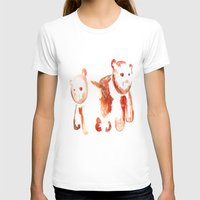 bears T-shirts featuring Bears by 5CUZ1