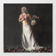 Choices - Fantasy Fine Art Photograph Canvas Print