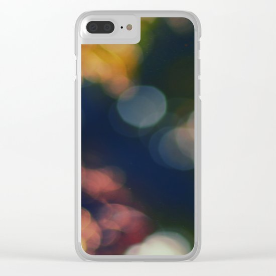 #50 Clear iPhone Case