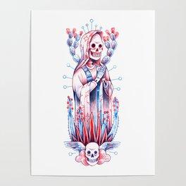 Catrina love earth Poster