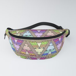 Teepee Fanny Pack