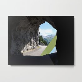 shaped landscape V Metal Print