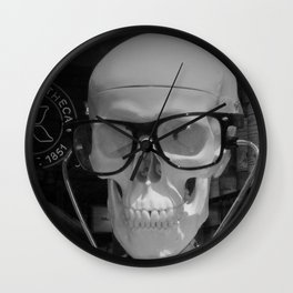 Mad Doc Wall Clock