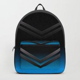 TCR - v-line - blue Backpack
