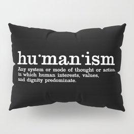 Humanism Pillow Sham