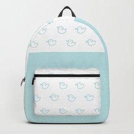 Ducklings Mint Backpack