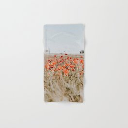 flower field Hand & Bath Towel