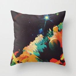 ANDRØMEDAE Throw Pillow