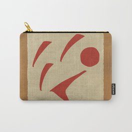 Y I S.u b e c o Logo Art Prints Collage Version Carry-All Pouch