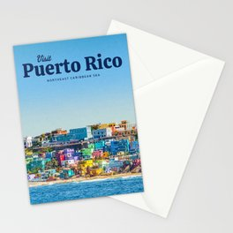 Visit Puerto Rico Stationery Cards