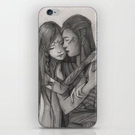 Elven Love iPhone Skin