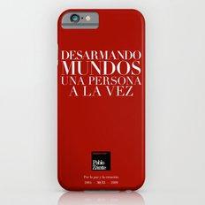 Desarmando mundos (Piece 01/08) iPhone 6s Slim Case