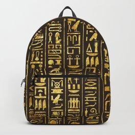 Gilded Hieroglyphs Backpack