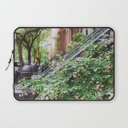West Village Summer Blooms Laptop Sleeve