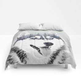 Huskie Comforters