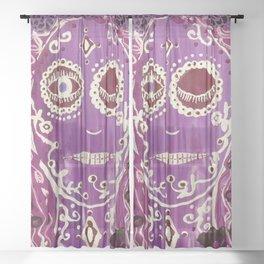 Sugar Sheer Curtain