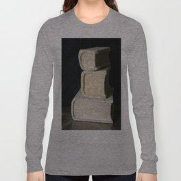 il peso della cultura Long Sleeve T-shirt