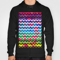 Mixed Colors Hoody