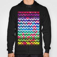 Mixed Colors Hoody
